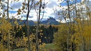 Crested Butte Colorado, Color Tour, Fall colors